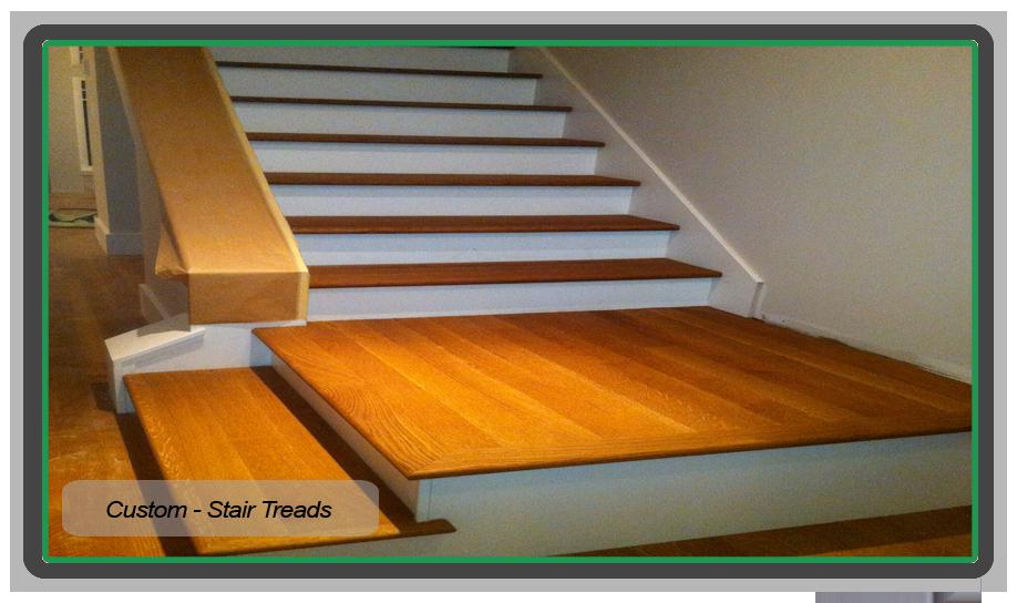 Stair Retreads